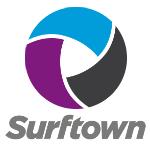 Surftown webhotel
